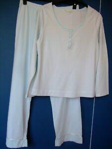 Marks & Spencer Ladies 100% CottonPyjamas (size 16)