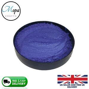 Cosmetic Mica Powder  Eggplant Blue Pigment Soap Bath Bombs  Nail Art Additive
