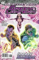 Green Lantern #46 Blackest Night Tie In DC Comic 1st Print 2010 NM