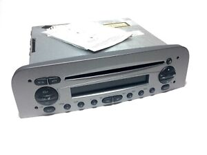 ALFA ROMEO 147 CD RADIO PLAYER WITH CODE EXCELLENT CONDITION