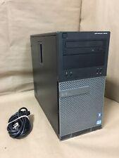 Dell Optiplex 3010 Mt, i5-3470@3.2Ghz, 8Gb Ram, 500Gb Hdd, Windows 10 Pro