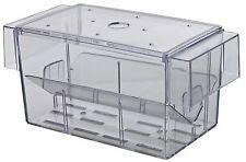 Trixie Guppy Trap Fish Breeding 2 Way Aquarium Spawning Hatchery with Lid 8050