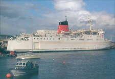 Ferry King Orry Built 1975 Douglas -heysham route   unposted