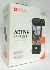 NEW OLLOCLIP Active Lens Set Telephoto Wide Angle iPhone 7 / 7 Plus 8 / 8 Plus