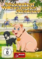 Schweinchen Wilburs großes Abenteuer von Mario Piluso | DVD | Zustand gut