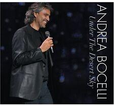 Andrea Bocelli - Under the Desert Sky [New CD] With DVD, Digipack Packaging
