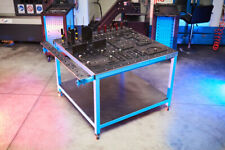 WELDING TABLE 1200 X 1200 + TOOLS SYSTEM 28 Welding SCHWEISSTISCH