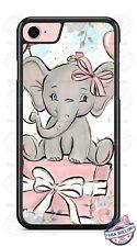 Dumbo Elephant Birthday Phone Case Cover For iPhone 11 Pro Max Samsung LG etc