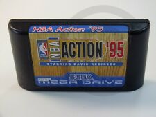 !!! SEGA MEGA DRIVE SPIEL NBA Action ´95 MODUL, gebraucht aber GUT !!!