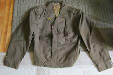 WWII U.S. Military Uniform Coat Militaria