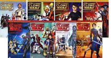 DvD STAR WARS THE CLONE - Saison 01-02 Vol. 01-02-03-04 - (8 Disques) NOUVEAU