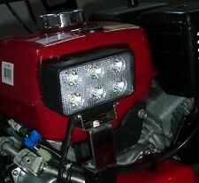Honda Snowblower LED LIGHT UPGRADE KIT Rect HS80 HS1132 HS1332 HS828 HS928 HS724