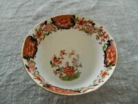 Chelson China Made in England  Antique Trash/Cranberry Bowl             8-3