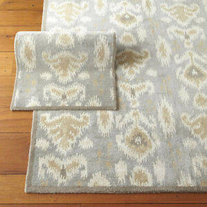 Ballard Designs Marchesa Rug Handmade Contemporary Style Wool Area RUG & Carpet
