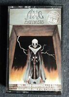 Axe Nemesis Cassette Tape 1983 Used