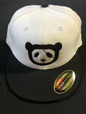 Panda Diplomacy Signature Hat Surf Yourself Free NEW 7 1/4 - 7 5/8
