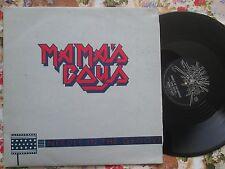 Mama's Boys Needle In The Groove Ultra! 12ION 1041 UK 12inch Vinyl Maxi-Single