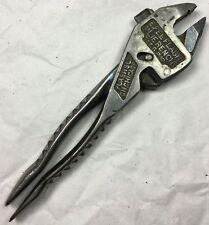 Vintage Eifel-Flash Plierench Adjustable Pliers PAT.5.2.16 Flashsl's Chicago