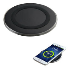 Black Wireless QI Charger Charing Pad