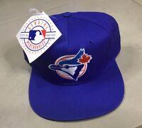 NWT Vtg 90s Deadstock LOGO 7 Toronto Blue Jays Vintage MLB Snapback Cap Hat