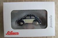 Schuco Piccolo  VW Brezelkäfer  blau/beige  Art.  05404 aus 2020