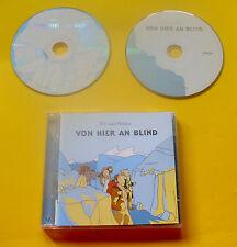 """CD + DVD """" WIR SIND HELDEN - VON HIER AN BLIND """" 13 TRACKS (WENN ES PASSIERT)"""
