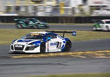 2013 Audi R8 LMS GTD Sports Car  Vintage Classic Race Car Photo CA-1019