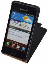Samsung Galaxy S Advance (i9070) Flip Tasche Ledertasche Schutzhülle Hülle Case