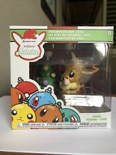 Funko Pop! Pokémon Center Holiday Eevee Figure Vinyl 2020
