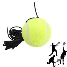 Wool Elastic Rope Tennis Trainer Ball Training Tennis Balls Rubber Band