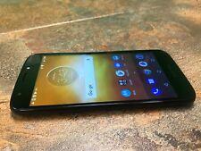 Motorola Moto E5 Play - 16 GB - Black (Sprint) Smartphone - BAD ESN