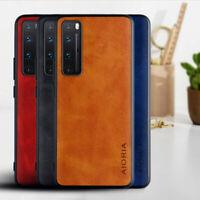 Case for Huawei Nova 7 Pro SE nova 6 5 5 Pro 5T Luxury leather phone case cover