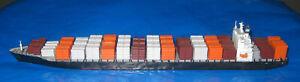 D Containerschiff P&O NEDLLOYD REMUERA, Hansa-Conrad 10526/3, Metall, 1:1250