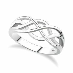 925 Solid Sterling Silver Mixed CELTIC  Design Rings IN Sizes G-Z/ 20 Sizes