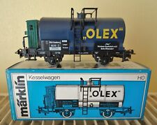 MÄRKLIN HO WAGON CITERNE OLD TIMER OLEX 4675 TOP