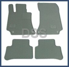 Genuine Mercedes E CLS Class All Weather Rubber Mats GREY W212 S212 C218 Season