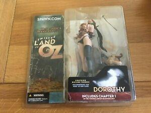 Twisted land of oz Dorothy mcfarane toys.