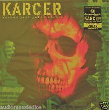 """KARCER Wschód Jest Pełen Słońca black / Yellow / Żółty LP Vinyl 12"""""""