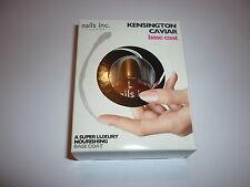 NAILS INC KENSINGTON CAVIAR SUPER LUXURY BASE COAT  BOXED 6ML