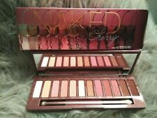 Urban Decay Naked Cherry Eyeshadow Palette - 100% Authentic - Brand New In Box