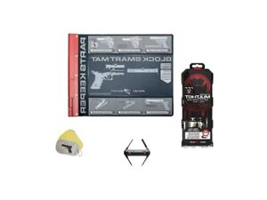 Real Avid Glock Cleaning Kit with Gun Boss, 4-in-1 Tool, Smart Mat & Field Guide