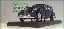 A.S.S NEU ESVAL PACKARD 180 LIMOUSINE 7 PASSENGER BLUE 1942 EMUSPA43002A OVP
