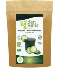 Golden Greens® Organic Chlorella Powder 250g, Nourish Your Body, Naturally