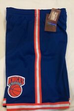 New York Knicks Youth Large Mitchell & Ness Swingman Shorts