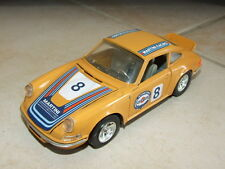 PORSCHE 911 CARRERA Orange Martini Racing BURAGO