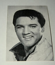 Elvis Presley The King Music Group Penny Arcade Card 3 x 5 post promo 1960s Nice
