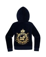 JUICY COUTURE scotty GIRL velour hoodie 2-3 T NEW,$ 88