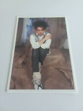 More details for robert smith of the cure - 1991 postcard