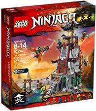LEGO 70594 Ninjago The Lighthouse Siege Nadakhan Tai-d Flintlocke Clancee Echo