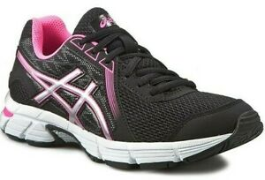 Womens Ladies asics Gel Impression Running Jogging Shoes Trainers Size UK 9.5